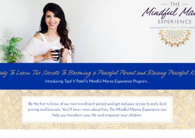 The Mindful Mama Experience