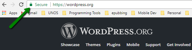 Enable HTTPS on WordPress